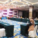 Rapat KPU Medan