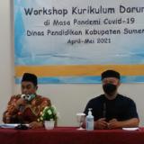 Kepala Bidang Pembinaan Pendidikan Dasar, Disdik Sumenep, Abdul Kadir